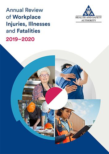 15 CONSTRUCTION WORK-RELATED FATALITIES RECORDED IN 2020