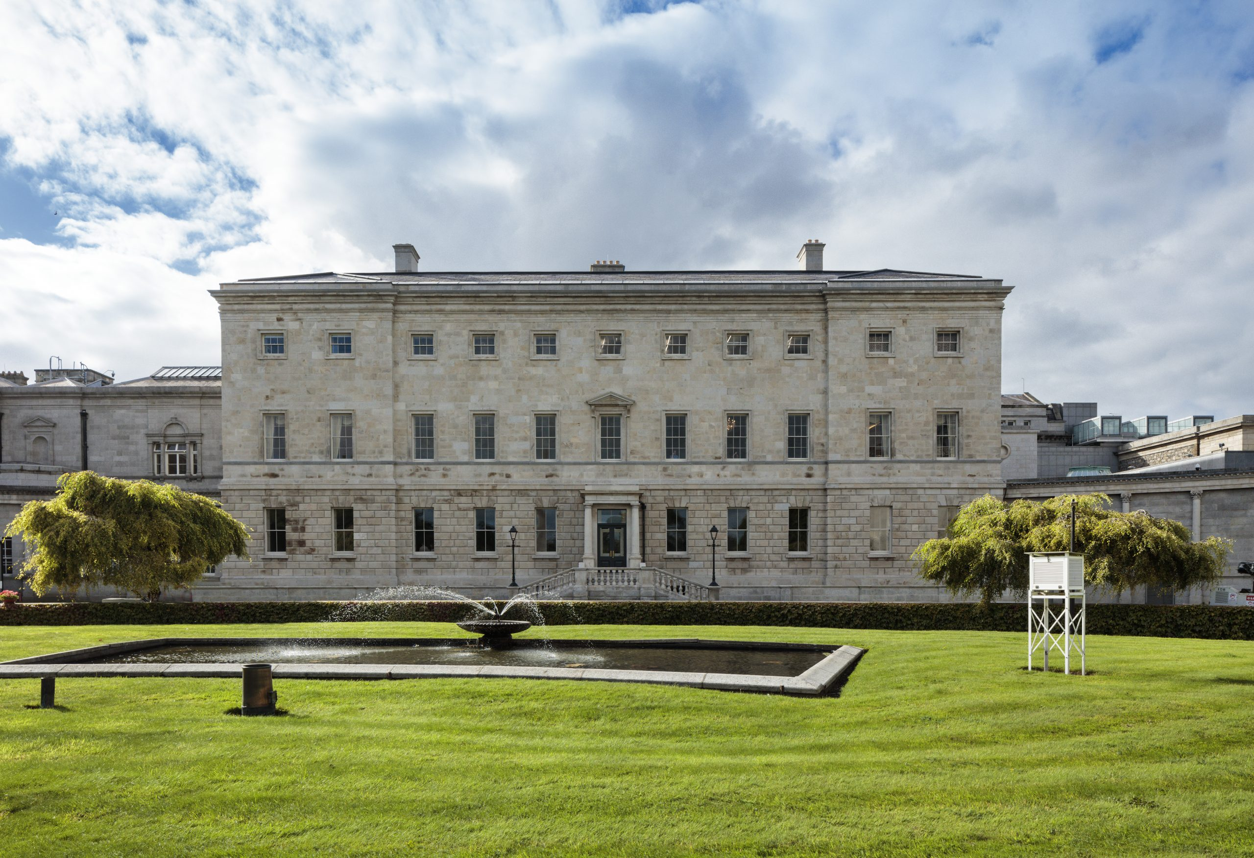 Irish Green Building Council call for immediate, drastic action on climate change